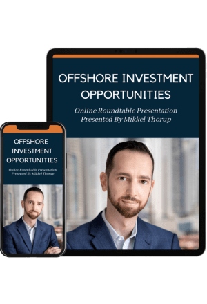 Offshore Investment Opportunities Webinar