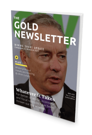 Gold Newsletter By Brien Lundin