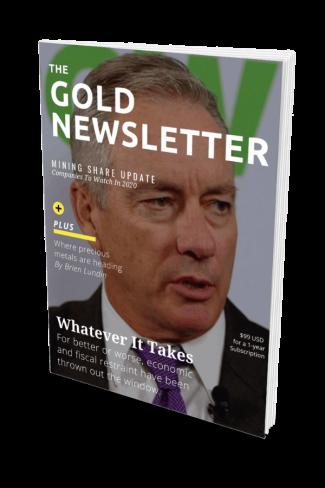 Gold Newsletter By Brien Lundin