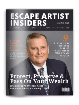 Insiders Magazine - Joel Nagel Cover - Sept 1st 2020
