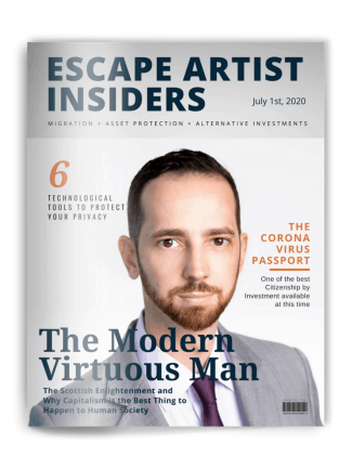 Insiders Magazine - Mikkel Thorup Cover - July 1st 2020
