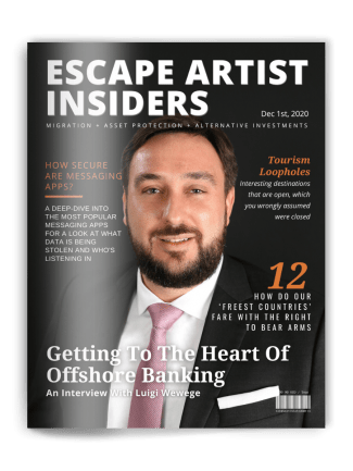 Insiders Magazine - Luigi Wewege - Dec 01, 2020